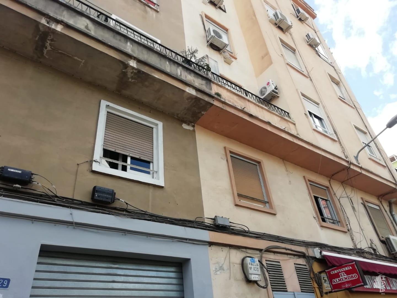 Piso en venta en L`olivereta, Valencia, Valencia, Calle Pintor Stolz, 79.477 €, 3 habitaciones, 2 baños, 93 m2
