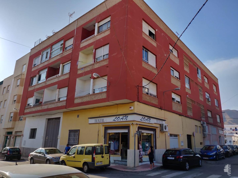 Piso en venta en El Parador de la Hortichuelas, Roquetas de Mar, Almería, Calle Cádiz, 65.625 €, 3 habitaciones, 1 baño, 102 m2
