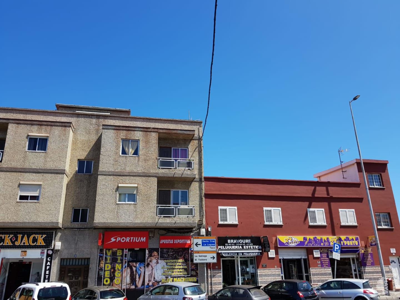 Piso en venta en Suroeste, Santa Cruz de Tenerife, Santa Cruz de Tenerife, Calle Carrera General del Sur, 61.300 €, 2 habitaciones, 1 baño, 64 m2