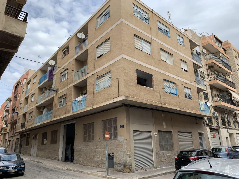 Piso en venta en El Realengo, Crevillent, Alicante, Calle Colombia, 43.785 €, 3 habitaciones, 1 baño, 82 m2