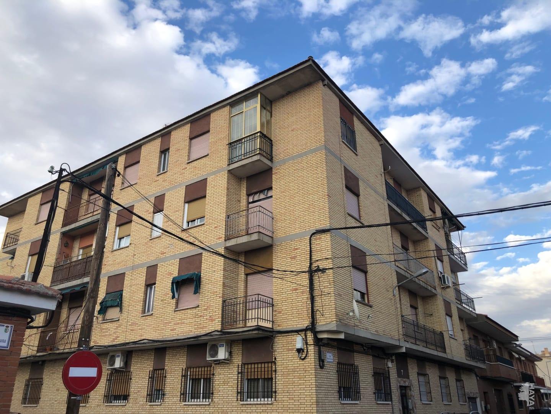 Piso en venta en Fuensalida, Fuensalida, Toledo, Calle Manuel Santana, 65.800 €, 2 habitaciones, 1 baño, 89 m2