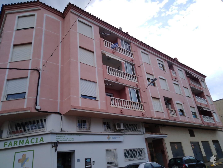 Piso en venta en Cabanes, Cabanes, Castellón, Calle Poncio Torrellas, 78.750 €, 3 habitaciones, 1 baño, 126 m2