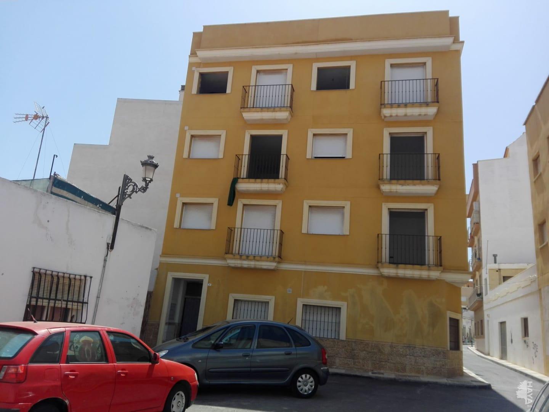 Piso en venta en Los Depósitos, Roquetas de Mar, Almería, Calle San Pedro, 96.495 €, 2 habitaciones, 1 baño, 90 m2