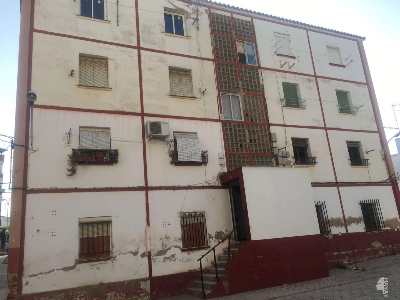 Piso en venta en Almendralejo, Badajoz, Avenida America, 17.300 €, 3 habitaciones, 1 baño, 38 m2
