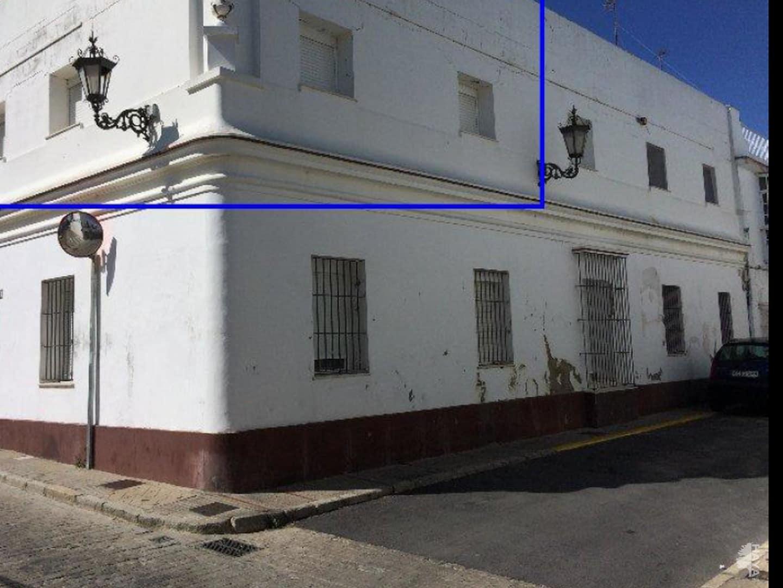 Casa en venta en San Fernando, Cádiz, Calle Carmen, 80.000 €, 2 habitaciones, 1 baño, 51 m2