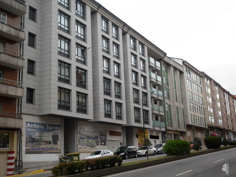 Piso en venta en O Milladoiro, Ames, A Coruña, Avenida Rosalia Castro, 109.100 €, 3 habitaciones, 2 baños, 97 m2