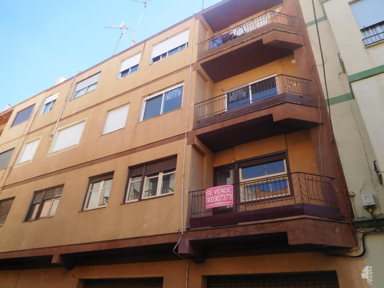 Piso en venta en Poblados Marítimos, Burriana, Castellón, Calle Vicente Cantos Figuerola, 31.800 €, 2 habitaciones, 1 baño, 69 m2