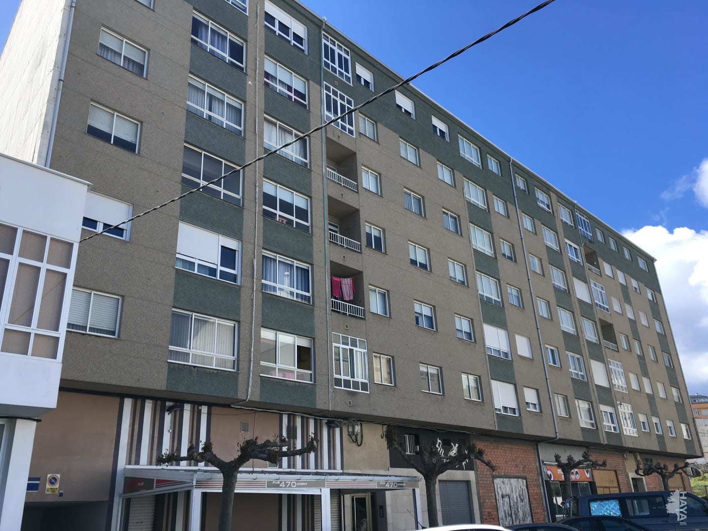 Piso en venta en Burela, Lugo, Calle Rosalia de Castro, 92.000 €, 4 habitaciones, 2 baños, 100 m2