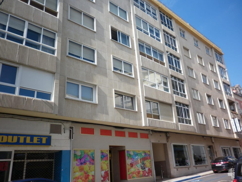 Piso en venta en O Castro, Foz, Lugo, Avenida Mariña (da), 94.800 €, 4 habitaciones, 2 baños, 137 m2