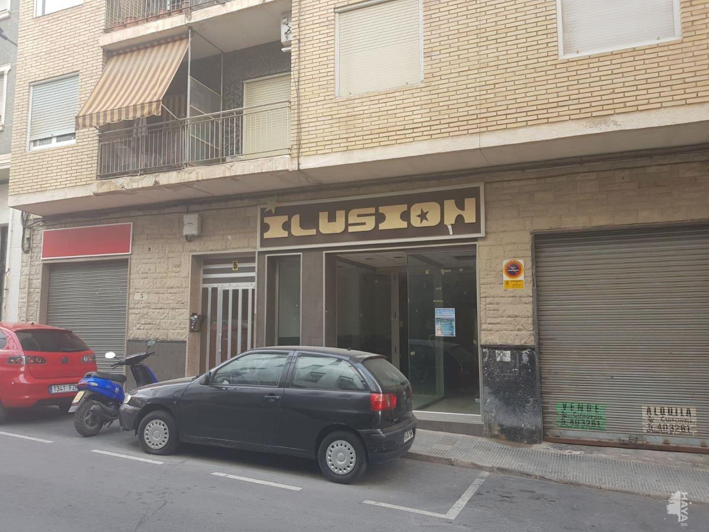 Local en venta en Crevillent, Alicante, Calle Rei en Jaume I, 45.900 €, 76 m2
