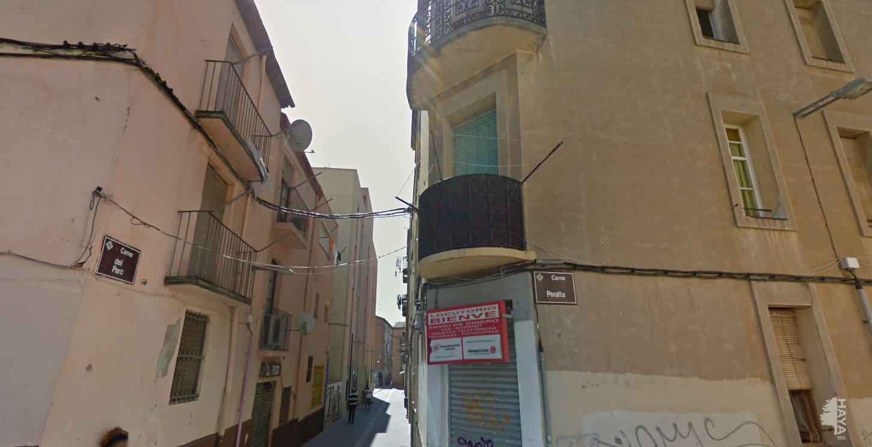 Piso en venta en Centre Històric, Lleida, Lleida, Calle Parc, 53.200 €, 3 habitaciones, 1 baño, 92 m2