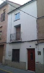 Casa en venta en Alagón, Zaragoza, Calle Barrio Nuevo, 95.593 €, 4 habitaciones, 1 baño, 379 m2