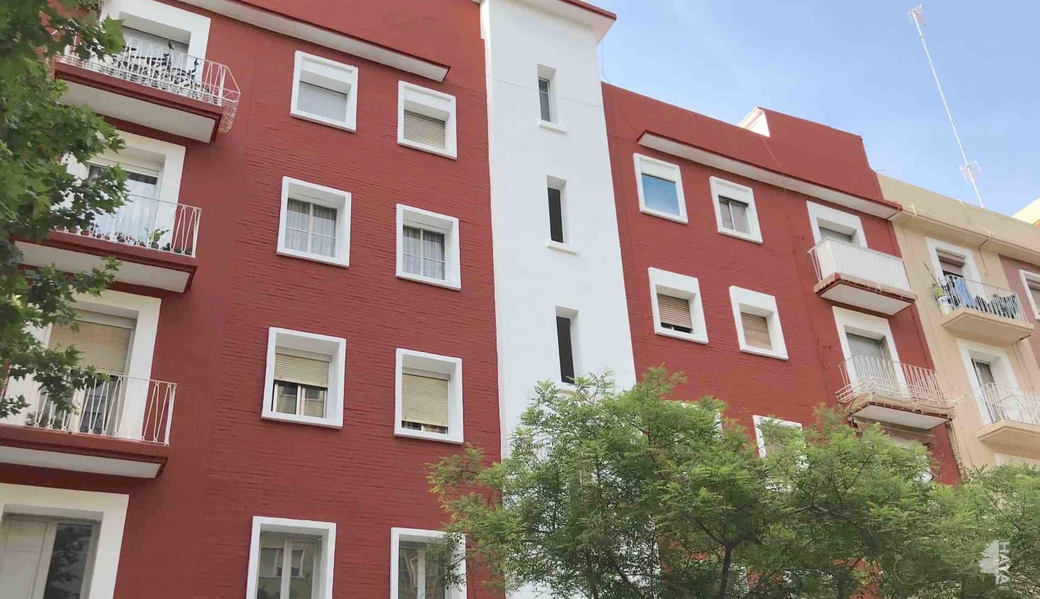 Piso en venta en L`olivereta, Valencia, Valencia, Calle Luz, 67.300 €, 4 habitaciones, 1 baño, 77 m2