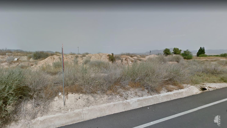 Suelo en venta en Aspe, Alicante, Carretera Monforte, 137.756 €, 1682 m2