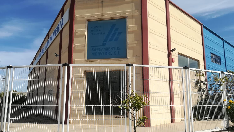 Industrial en venta en La Cantera, Sagunto/sagunt, Valencia, Calle Pitagoras, 188.005 €, 448 m2