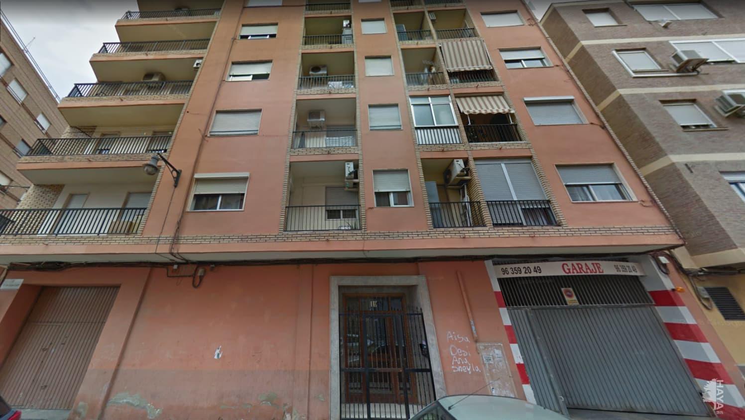 Piso en venta en Barrio de la Luz, Xirivella, Valencia, Calle Juan Xxiii, 110.490 €, 4 habitaciones, 2 baños, 110 m2