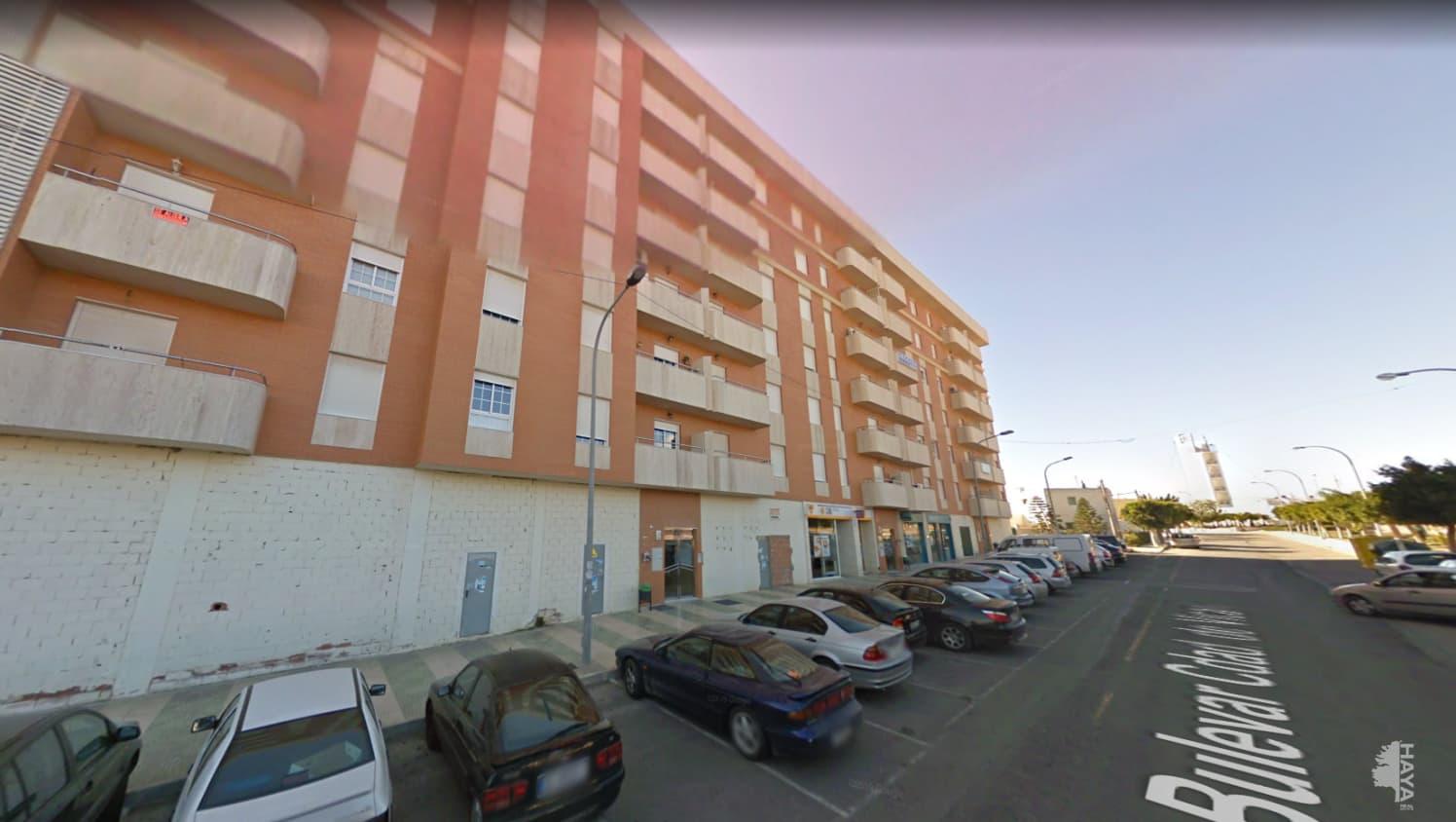 Piso en venta en La Puebla de Vícar, Vícar, Almería, Calle Bulevar Ciudad de Vicar, 64.723 €, 3 habitaciones, 2 baños, 99 m2