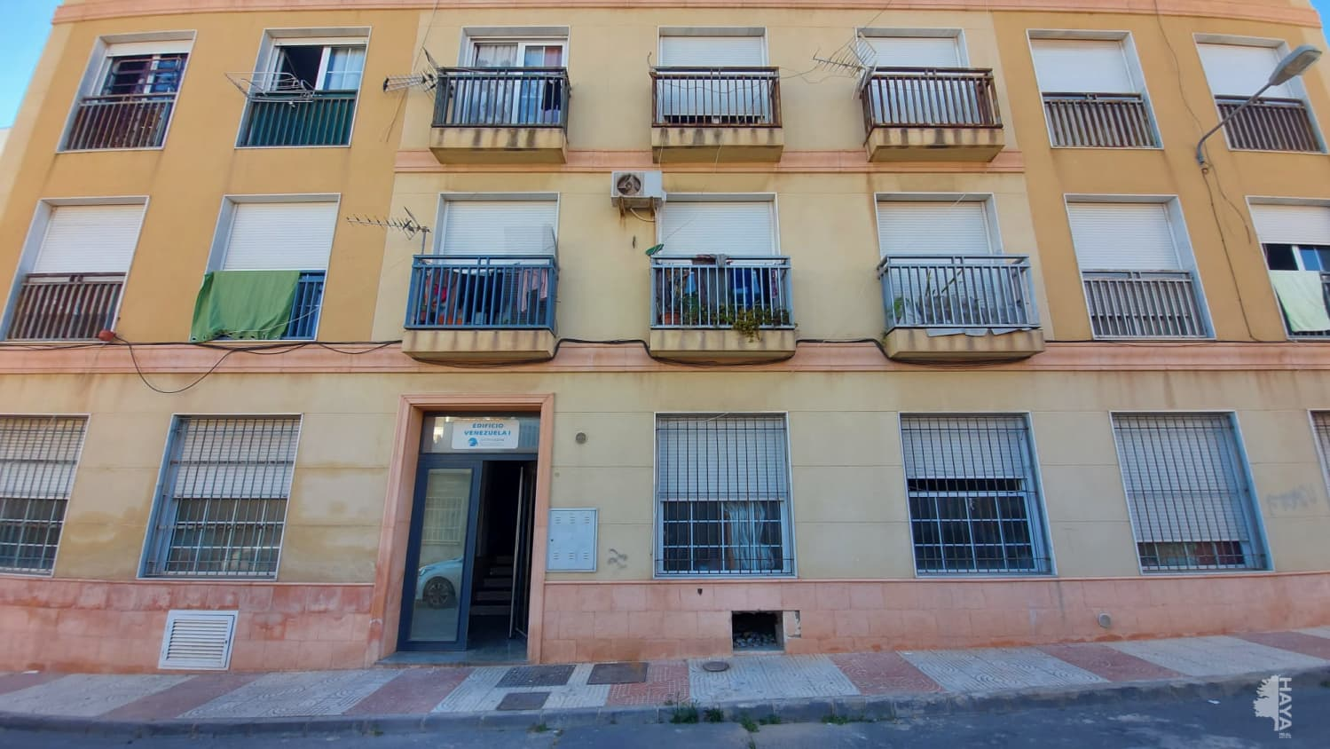 Piso en venta en Los Depósitos, Roquetas de Mar, Almería, Calle Alhama Almeria (r), B, 71.000 €, 3 habitaciones, 2 baños, 99 m2