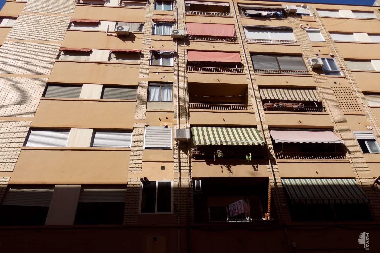 Piso en venta en Valencia, Valencia, Calle Arquitecto Tolsa, 122.514 €, 4 habitaciones, 1 baño, 111 m2