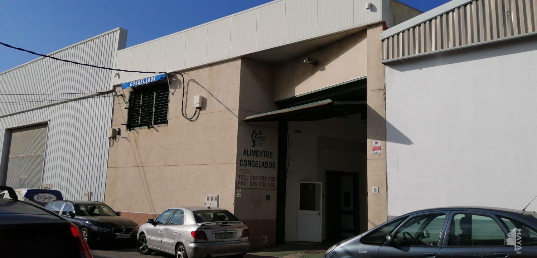 Industrial en venta en Centro, Málaga, Málaga, Calle Pepehillo Pol El Viso, 270.000 €, 779 m2