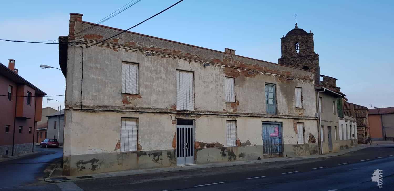 Casa en venta en Nistal, San Justo de la Vega, León, Calle Astorga, 38.000 €, 6 habitaciones, 1 baño, 496 m2