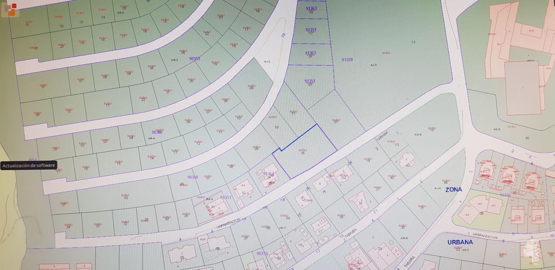 Suelo en venta en Tabaiba, El Rosario, Santa Cruz de Tenerife, Calle Aceviño, Bajo, 156.500 €, 1267 m2