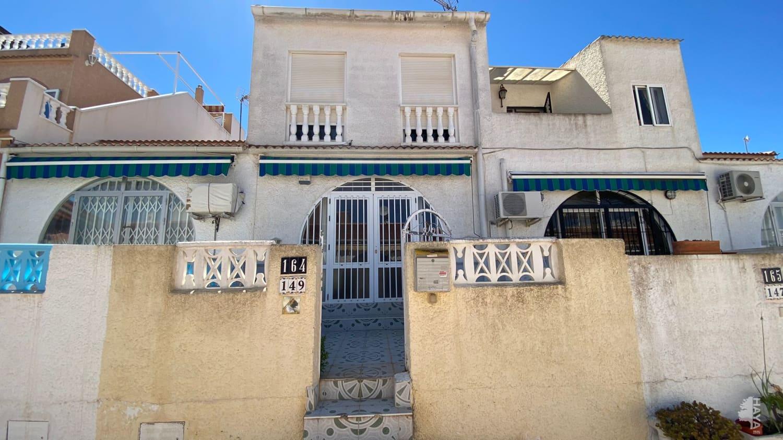 Casa en venta en La Mata, Torrevieja, Alicante, Calle Liszt -urb la Siesta, 67.700 €, 3 habitaciones, 1 baño, 77 m2