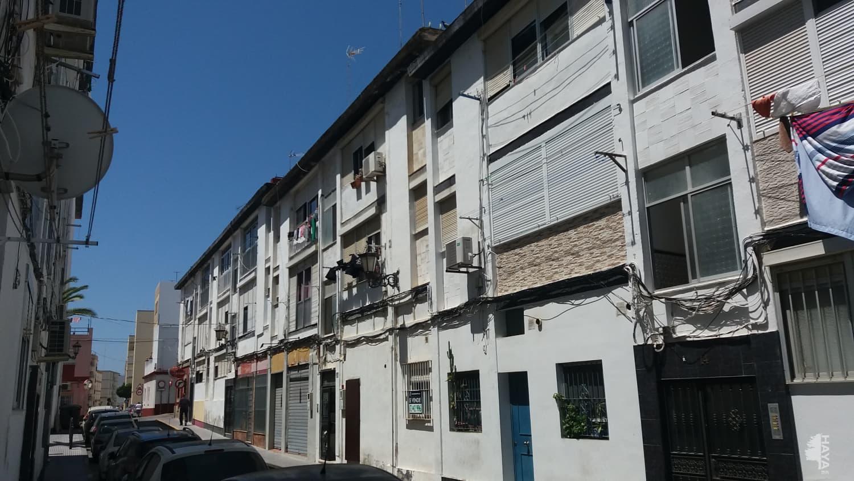 Piso en venta en San Fernando, Cádiz, Calle Malaspina, 43.000 €, 3 habitaciones, 1 baño, 66 m2