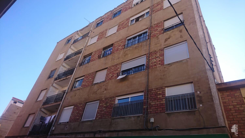 Piso en venta en Grupo Pío Xii, Almazora/almassora, Castellón, Calle Batalla de Bailen, 47.200 €, 4 habitaciones, 1 baño, 98 m2
