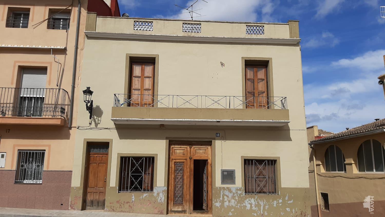 Piso en venta en Piso en Sellent, Valencia, 43.400 €, 4 habitaciones, 1 baño, 141 m2