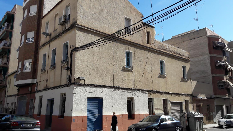 Piso en venta en Carrús Est, Elche/elx, Alicante, Calle Antonio Martinez Garcia, 47.400 €, 1 baño, 108 m2