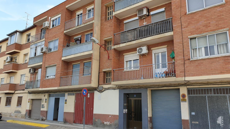 Piso en venta en Setabia, Utebo, Zaragoza, Calle Arcos (los), 54.500 €, 3 habitaciones, 1 baño, 65 m2