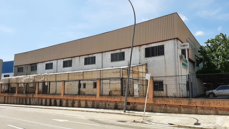 Industrial en venta en Ayacor, Canals, Valencia, Calle Pg Industrial Moles, 179.294 €, 664 m2