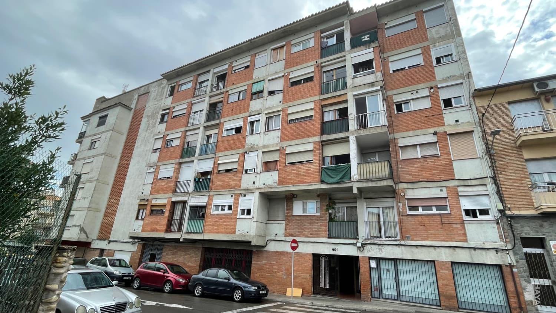 Piso en venta en Mas Nou, Manlleu, Barcelona, Calle Montseny, 50.600 €, 3 habitaciones, 1 baño, 88 m2