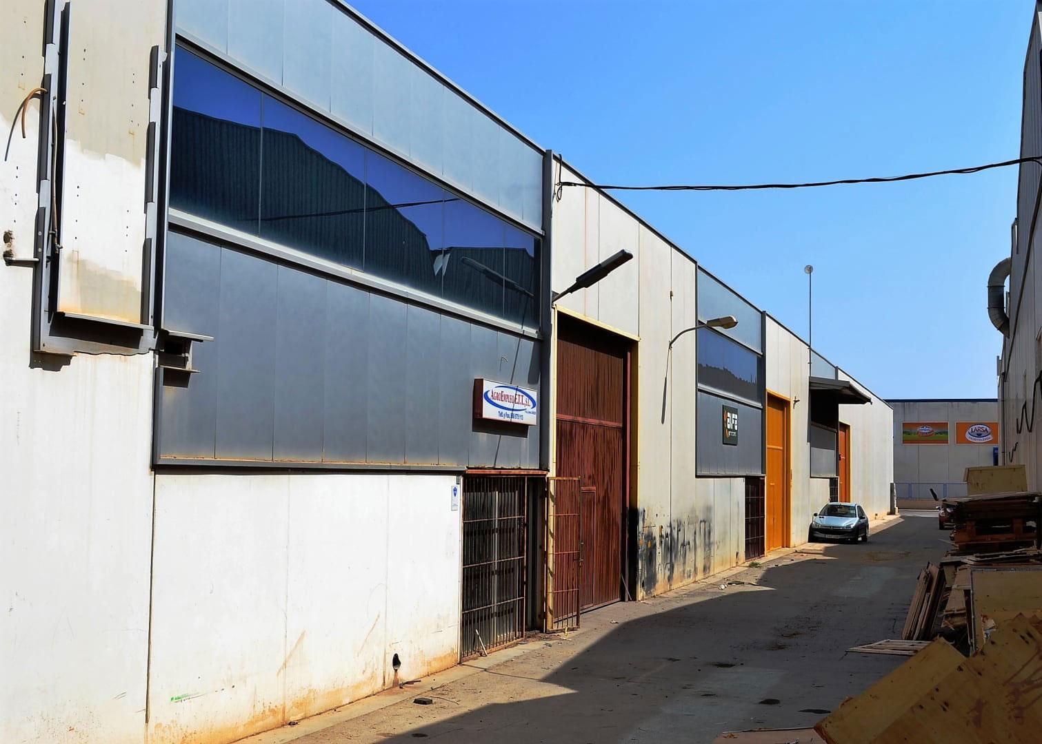 Industrial en venta en Los Alcázares, Murcia, Calle Polg Industrial los Alcazares, 251.696 €, 723 m2