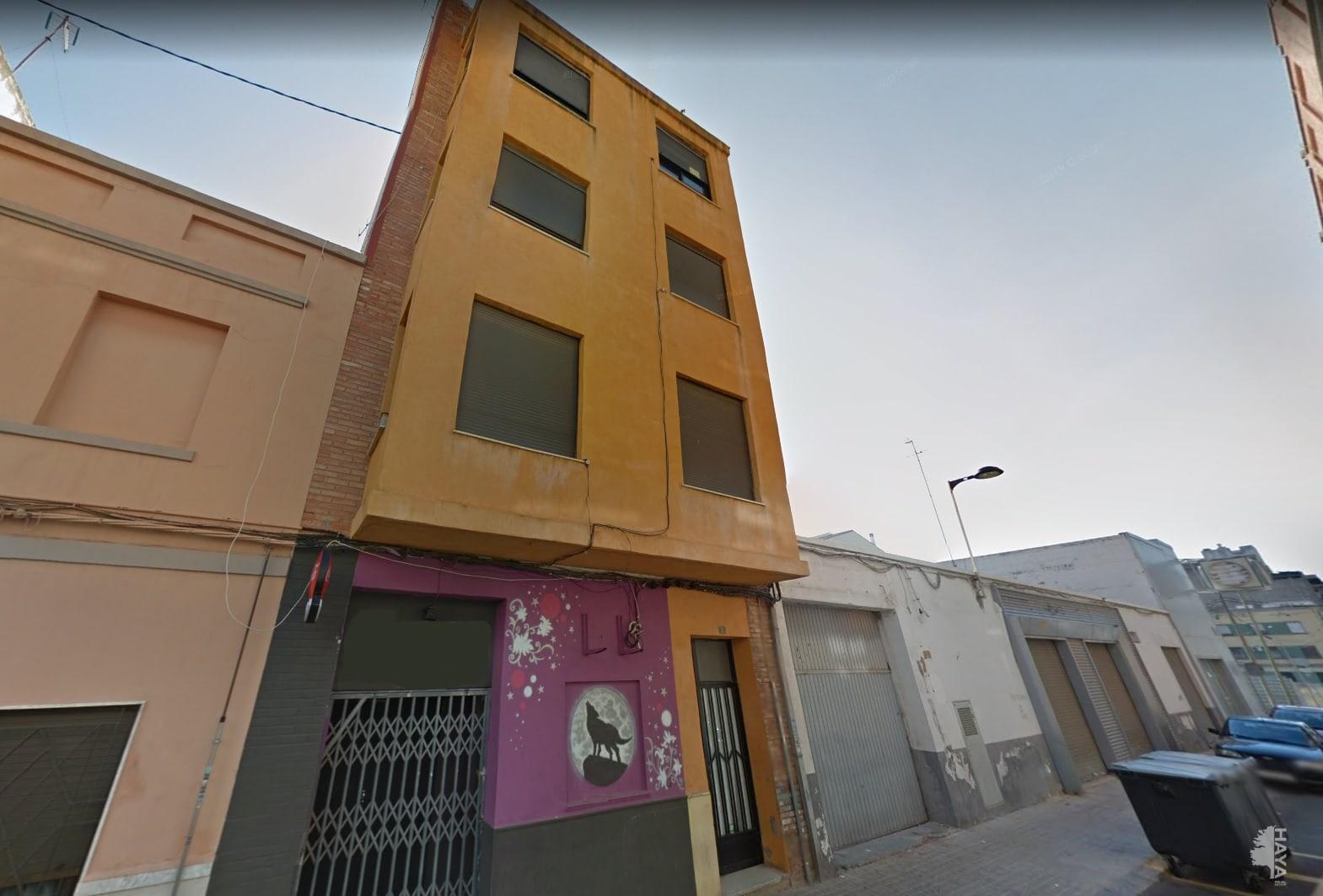 Piso en venta en Virgen de Gracia, Vila-real, Castellón, Calle Santa Catalina, 47.700 €, 3 habitaciones, 1 baño, 107 m2