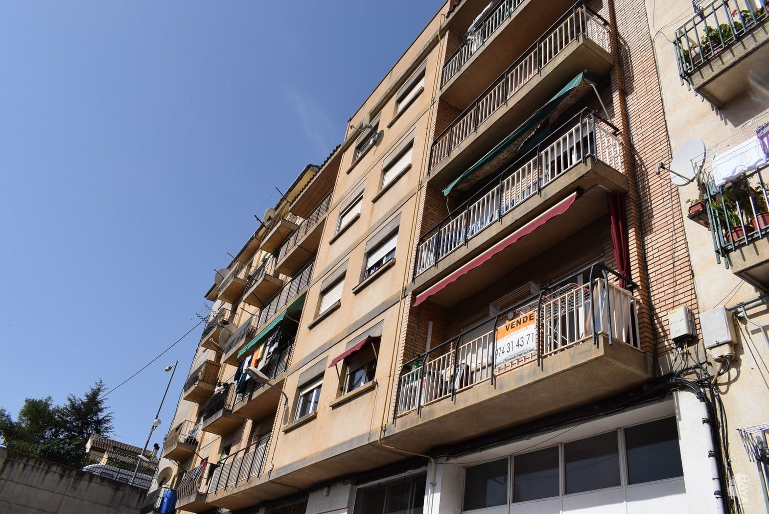 Piso en venta en Barbastro, Barbastro, Huesca, Calle Aneto, 40.000 €, 3 habitaciones, 1 baño, 73 m2