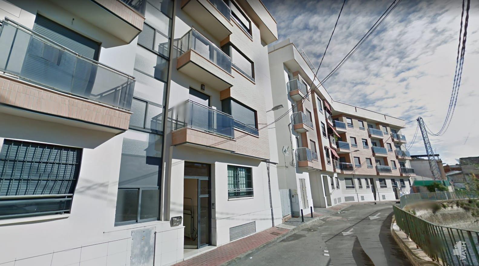 Piso en venta en Murcia, Murcia, Calle Barreras, 72.400 €, 2 habitaciones, 1 baño, 102 m2