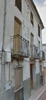 Casa en venta en Algars, Benilloba, Alicante, Calle San Agustin, 25.810 €, 4 habitaciones, 1 baño, 283 m2