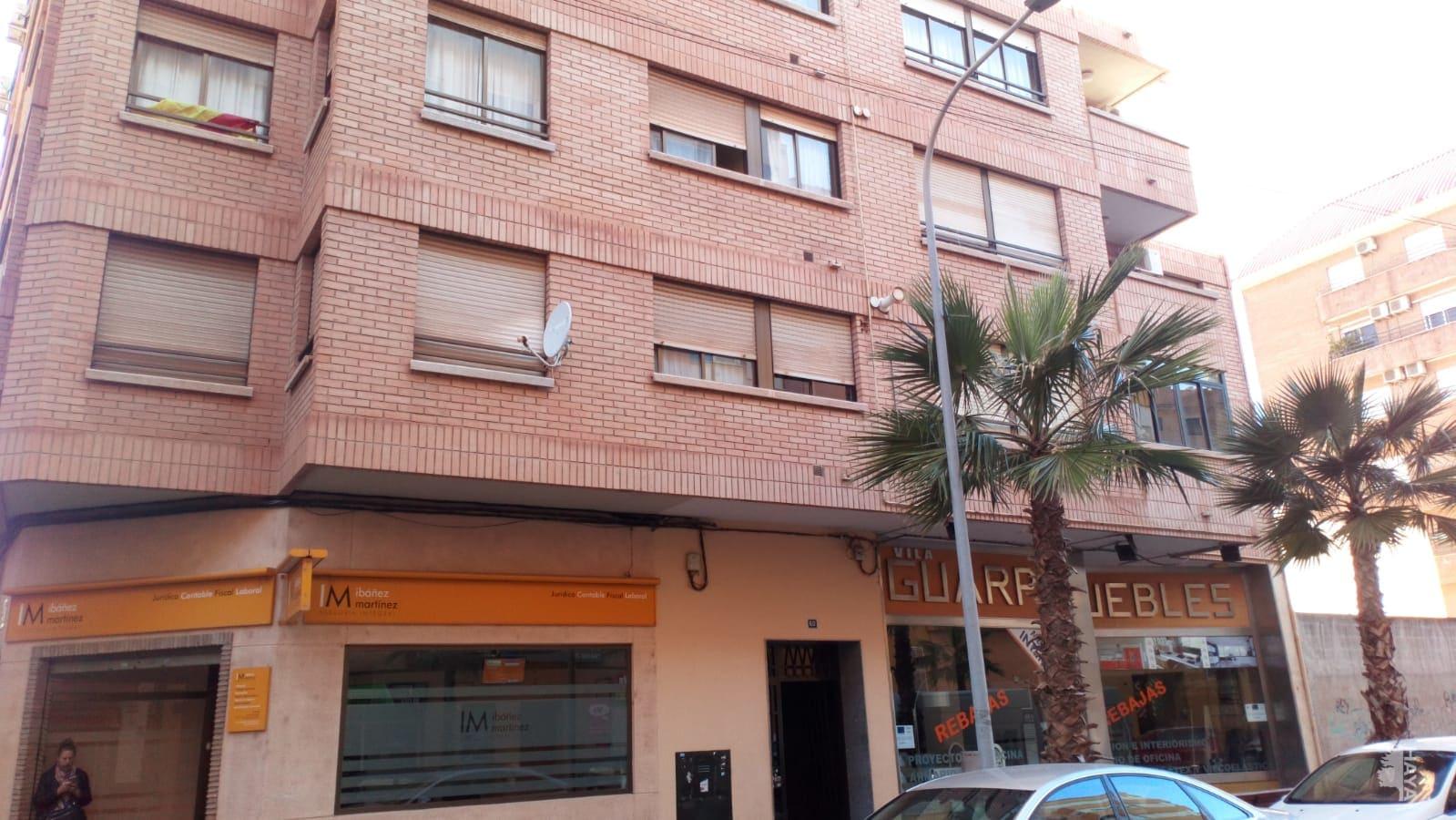 Piso en venta en Vila-real, Castellón, Avenida Pius Xii, 83.456 €, 4 habitaciones, 2 baños, 115 m2