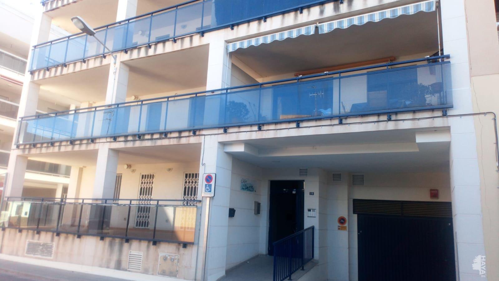 Piso en venta en El Grao, Moncofa, Castellón, Calle Isaac Peral, 78.291 €, 2 habitaciones, 1 baño, 85 m2