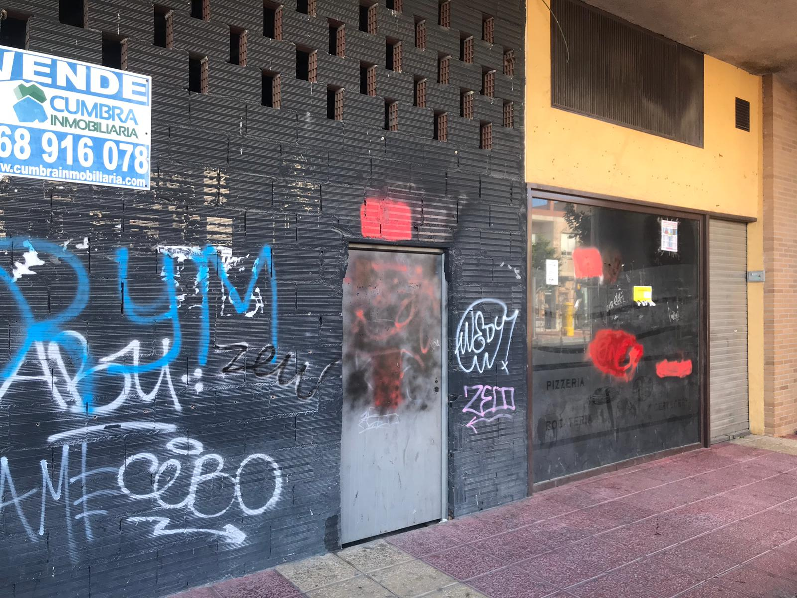 Local en venta en Murcia, Murcia, Calle Mayor, 148.000 €, 250 m2