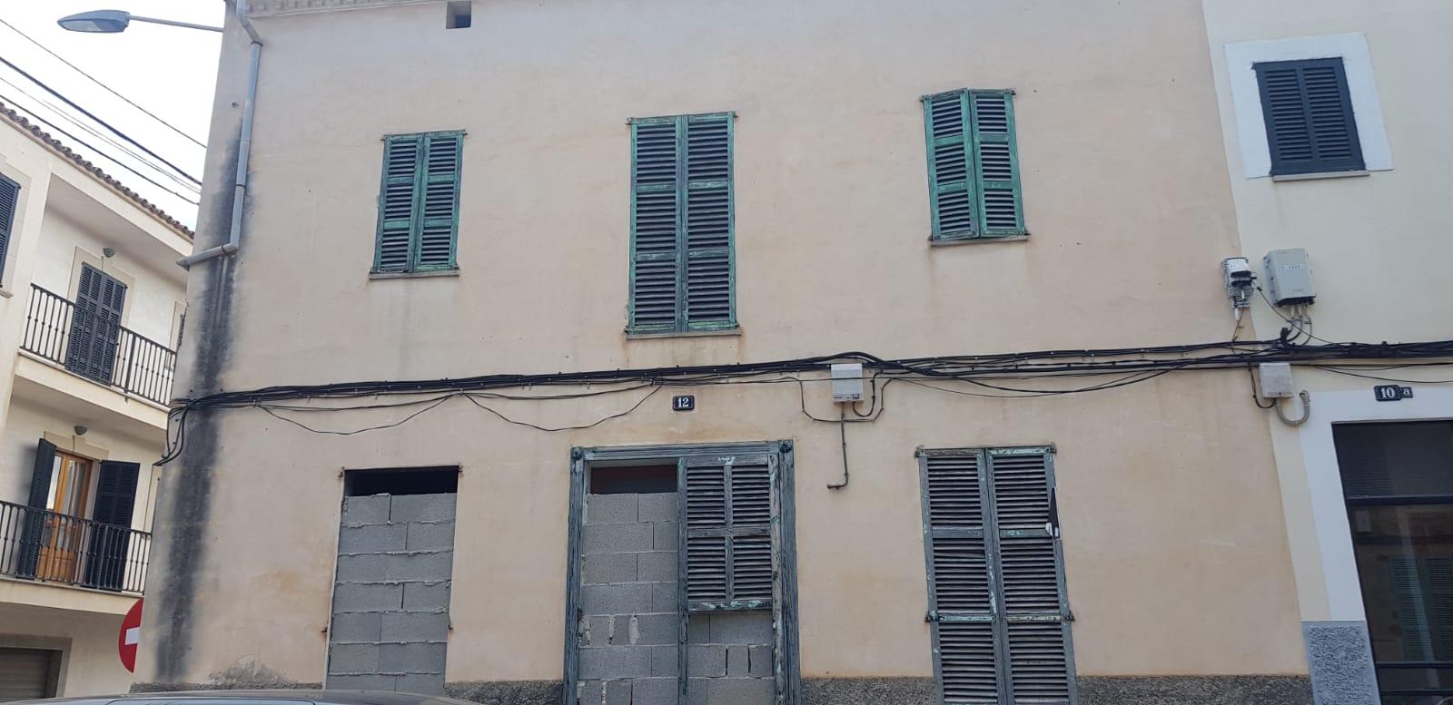Piso en venta en Manacor, Baleares, Calle Reyes Catolicos, 106.300 €, 3 habitaciones, 1 baño, 196 m2