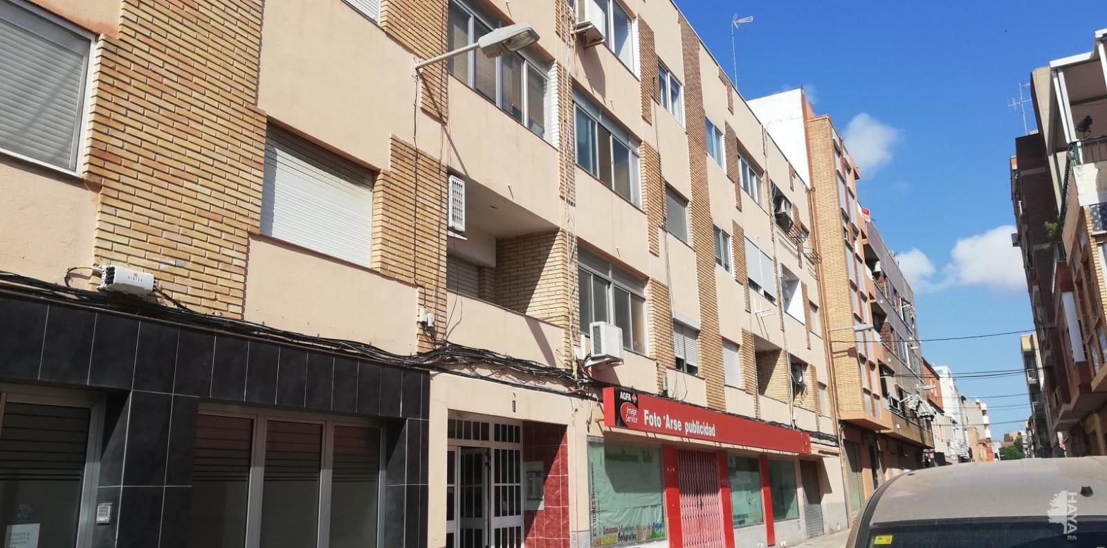 Piso en venta en El Port de Sagunt, Sagunto/sagunt, Valencia, Calle Luis Vives, 53.865 €, 3 habitaciones, 1 baño, 75 m2