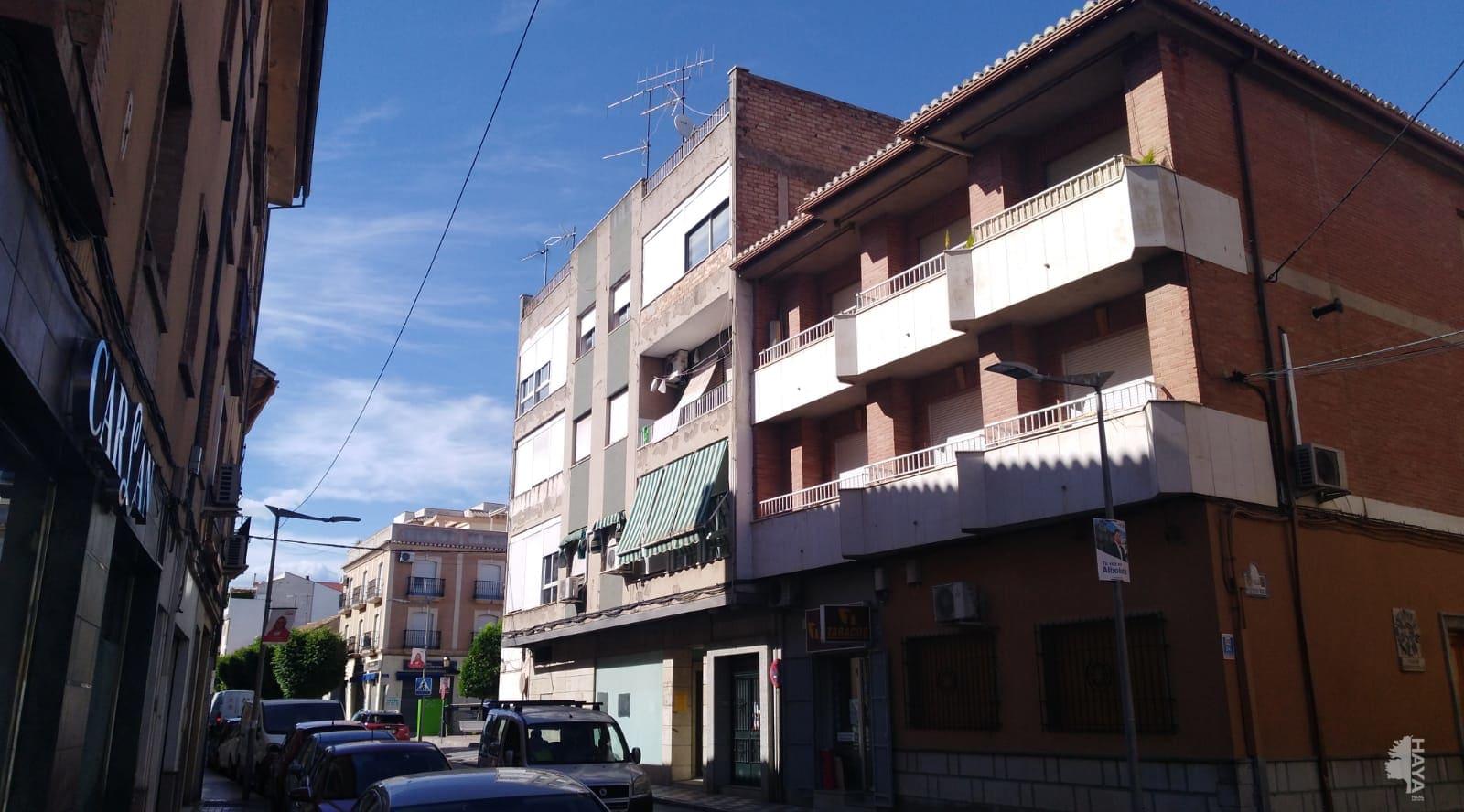 Piso en venta en Albolote, Granada, Calle Real, 125.160 €, 3 habitaciones, 1 baño, 97 m2