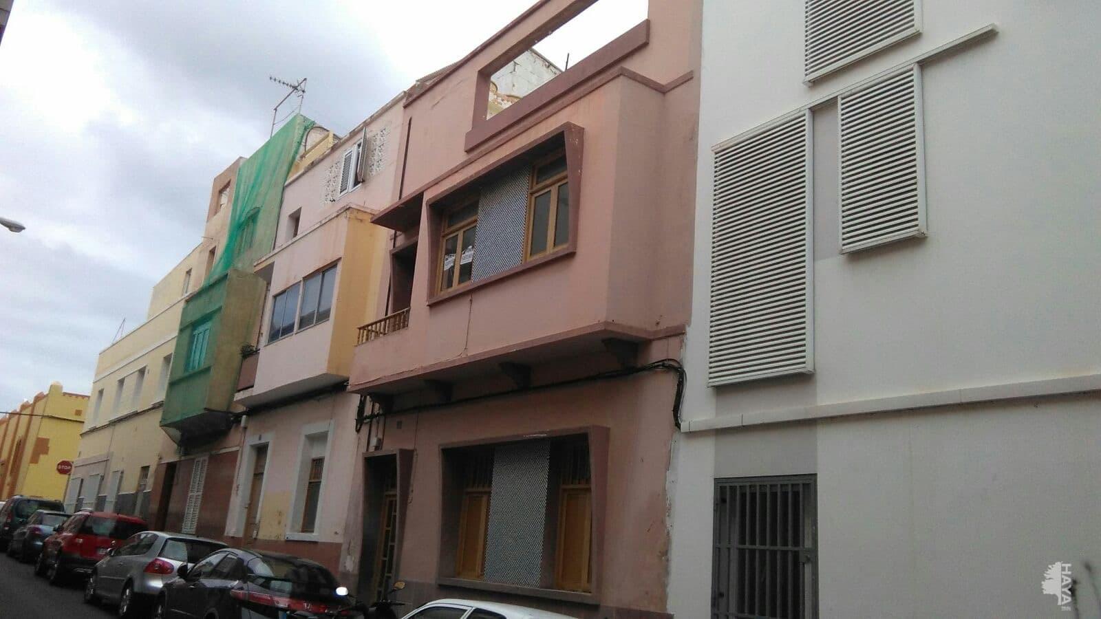 Piso en venta en Las Palmas de Gran Canaria, Las Palmas, Calle Umiaga, 129.372 €, 6 habitaciones, 2 baños, 162 m2