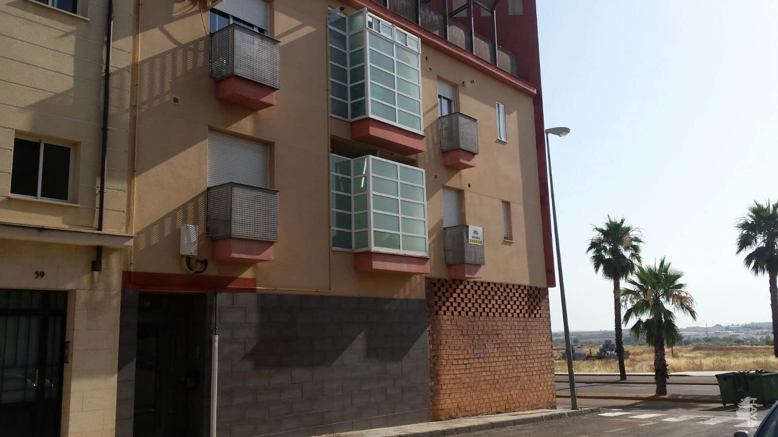 Piso en venta en Don Benito, Badajoz, Calle Búrdalo, 49.455 €, 1 habitación, 1 baño, 63 m2