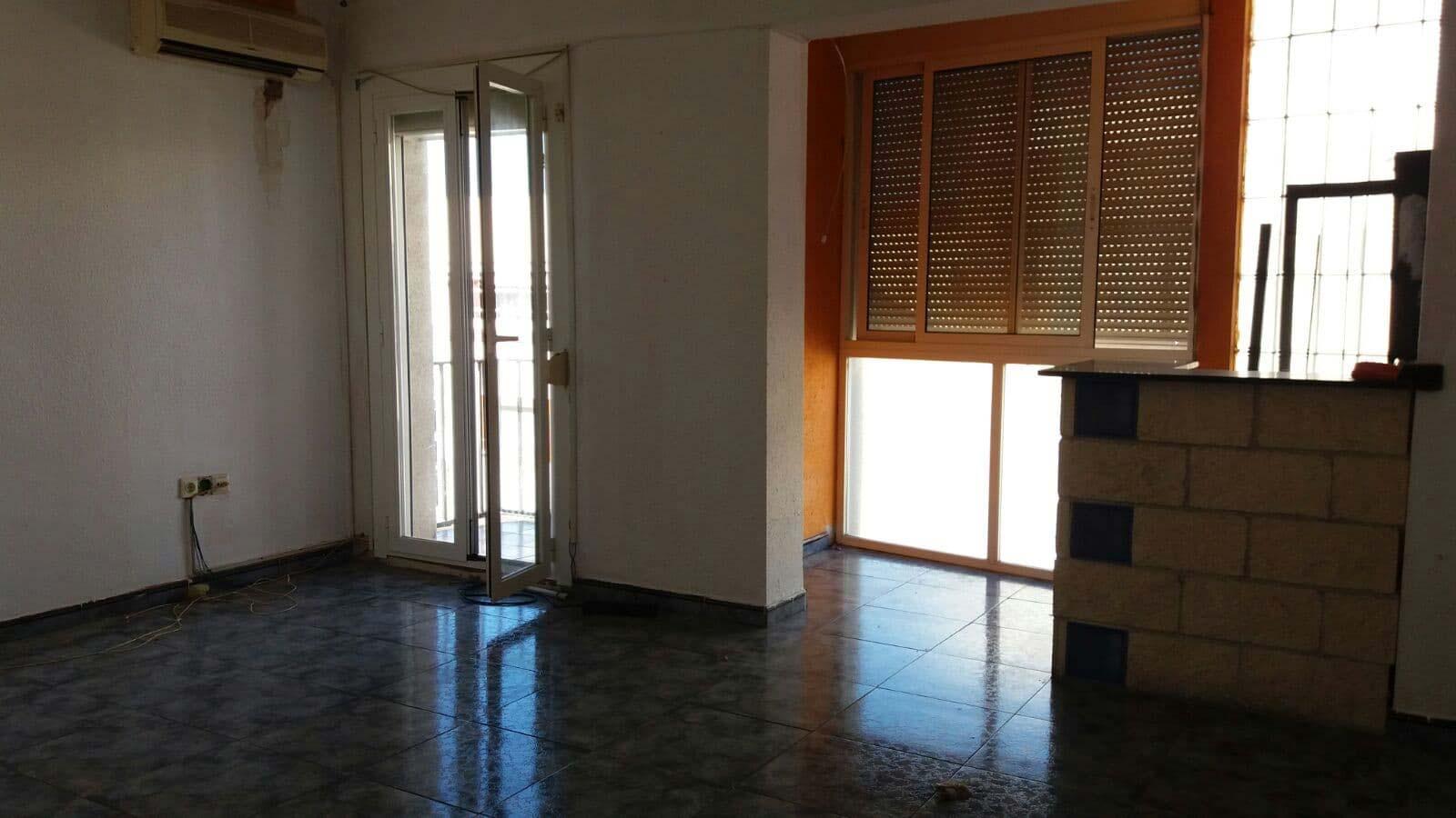 Piso en venta en Piso en Tarragona, Tarragona, 43.553 €, 2 habitaciones, 1 baño, 71 m2