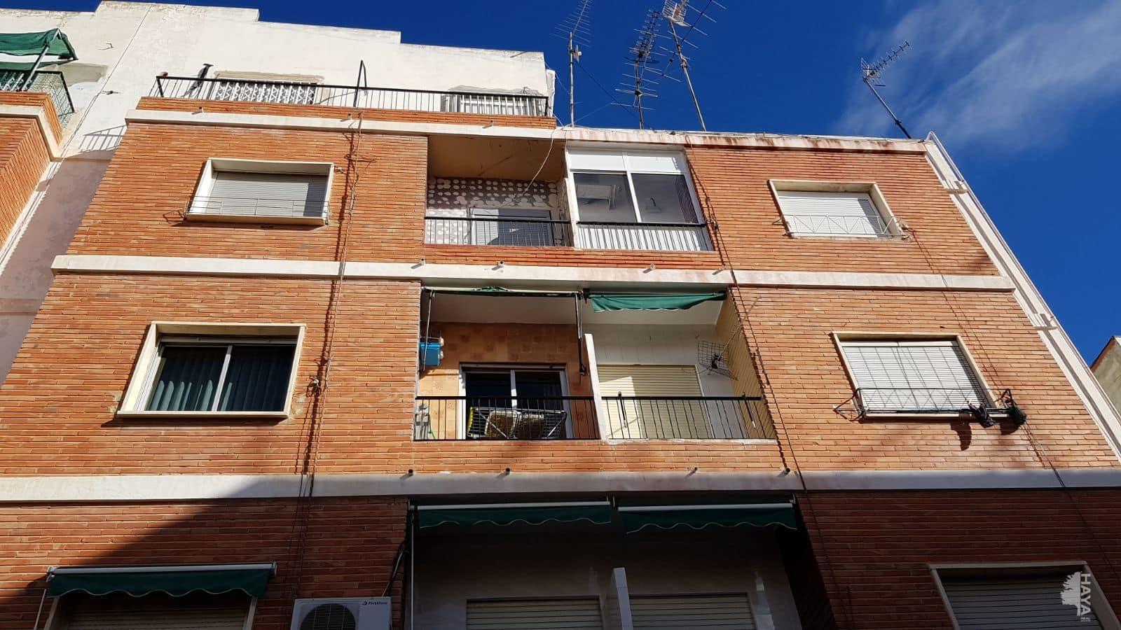 Piso en venta en Burjassot, Valencia, Calle Mendizabal, 57.704 €, 3 habitaciones, 1 baño, 102 m2