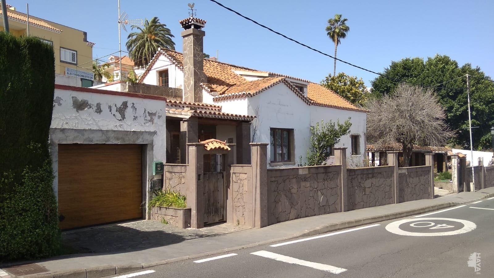 Casa en venta en El Risco, Firgas, Las Palmas, Calle Carrera de la Huertecillas, 224.400 €, 4 habitaciones, 2 baños, 264 m2